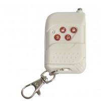Diaľkový ovládač k GSM alarmu plast