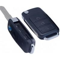 "Skrytá kamera ""kľúč od auta"", 1080p FULL HD, SD karta (PQ193)"