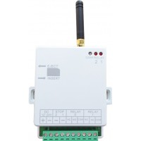 GSM relé ovládacie základňa Homelux HX-GO2, 2x relé (náhrada za DAVIDa od Jablotronu)