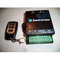 2,4GHz Bluetooth, 433MHz relé ovládacie základňa Homelux HX-BO1, WG26, 2x relé