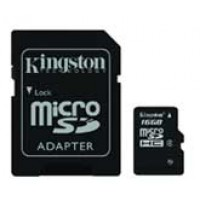 pamětová karta 16GB microSDHC Class10 Flash Card s adaptérem *