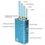 GPS profesionálny anti-lokátor-rušička GPS L1/L2/L3/L4/L5 zarušeniu TOTÁLNY GPS ihneď skladom GP03