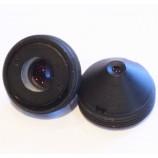 3,6 mm vymeniteľná šošovka pre kamery, Dierkové pre skrytú montáž