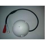 Mikrofon s predzosilnovačem pro bezpečnostní EXTRA citlivý CCTV/AHD/CVI kamery TT-MIC009A