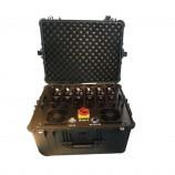 Armádne rušička - rušička VHF, NMT, UHF, CDMA 300W