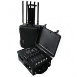 Armádne VIP rušička - rušička VHF, NMT, UHF, CDMA, GSM, 3G, WIFI 480W