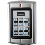 Autonómne RFID čítačka / klávesnice Sebury B6K-IC Plus, IP65, WG26-66, 1x relé, RS232, MIFARE 13,56MHz