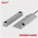 Masívny povrchový kovový magnetický kontakt - žalúzie, brány, dvere ALF-MC04