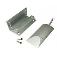 Masívny povrchový kovový magnetický kontakt - žalúzie, brány, dvere ALF-MC25
