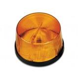 Oranžový maják, LED strobo, len svetelný efekt LM105