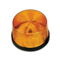 Oranžový maják, LED strobo, jen světelný efekt LM105