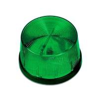 Zelený maják, LED strobo, len svetelný efekt LM105