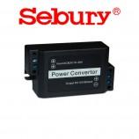 Sebury BPS-02, napájací konverter / regulátor 16 až 28V / na 12V 500mA