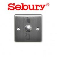 Sebury BT-004, odchodové tlačidlo, kontakty NO(SB3)