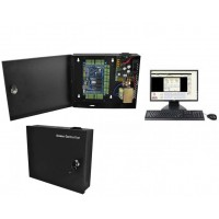 SEBURY BC800NT1 - řídící jednotka pro 1 dveře, IP komunikace, český SW v ceně, set komplet