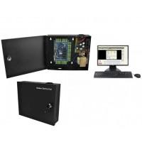 SEBURY BC800NT2 - řídící jednotka pro 2 dveře, IP komunikace, český SW v ceně, set komplet + BOX (ACB-002 sada)
