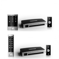 Kompletné RFID/kódový prístupový set Sebury sTouch, kapacitná klávesnica, , IP65, WG26-37