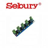 Sebury BRB-02, rozširujúca panel výstupu alarmu a ochrany proti požiaru