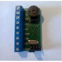 Z-5R, řídící jednotka samostatná pro čtečky a klávesnice DALLAS