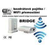 WIFI most - pojítka dosah sektorové antény 3 km, CE, FCC, cena za jednu jednotku ST2510AW
