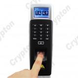 Prístupový systém CF1200, klávesnica, displej, čítačka kariet a prstov, monitorovaním prístupov