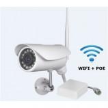 2 Mpx WiFi IP kamera Anbash NC336PW, POE, audio, alarm, IR20m
