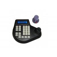 Ovládacia pult pre TVI / AHD / CVI PTZ kamery APTZ-CTRL-3D, PTZ telemetrie s 3D joystickom