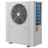 ON/OFF EVI technológie, ELETUR 11EVIM3 monoblok tepelné čerpadlo s COPELAND kompresorom, vzduch/voda 11kW
