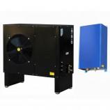EVI technologie, AW075B split tepelné čerpadlo s COPELAND kompresorem, vzduch/voda 11,8kW