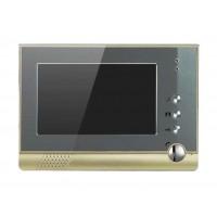 """Monitor rozširujúce pre videozvonek - 7 """"TFT obrazovka  XSL-V80P + SD karta"""