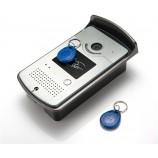 Kovový odolný videozvonek vonkajšie s RFID čítačkou  XSL-ID
