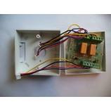 Rozbočovač zvončekových tlačidiel vonkajších jednotiek videozvonků 1->2      XSL-G2