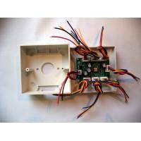 Rozbočovač videa pre monitory - vnútornej jednotky videozvonků 1->6    XSL-V6