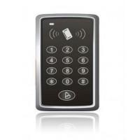 Kódová klávesnice a RFID čtečka s tlačítkem zvonku SA-0109, 125 kHz AKCE!!!
