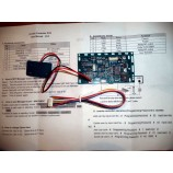 13,56MHz MIFARE čítačka, modul plošného spoja s relé PCB-1