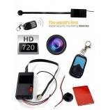 Skrytá kamera - modul k skrytej montáži + mikro DVR s nahrávaním, 720p (PQ185)