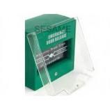 Ochranný kryt pre požiarne a núdzové odchodové tlačidlo EB03 a ďalšie (ALF-SAC)