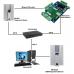 Crypton FR-001S, biometrická čítačka odtlačkov prstov, USB stolný