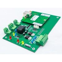 Riadiaci prístupová a ovládacie jednotka pre výťahy, ACB-DT20, 16x dvere / zámok