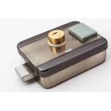 Elektrický / mechanický západkový zámok - MIFARE 13,56MHz (SEC4C)