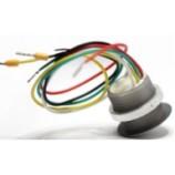 IC-WG26 / 34, RFID mini čítačka, zápustné - závrtná MIFARE 13,56MHz