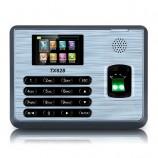 TX 628 – revolučný čítačka otlačkov prstov s LCD displayom, dochádzkový systém,WG26