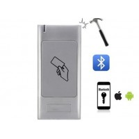 Bluetooth RFID autonómna čítačka S6-BT-MF 13.56 MHz, Android, iOS, odolné prevedenie, IP66
