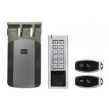 WiFi smart set D3 (čítačka / klávesnice, zámok, diaľkové ovládanie), batériové napájanie, kovové prevedenie, IP66