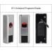 SF1 – RFID autonomná biometrická čtečka prstů, vodotěsná, IP66, WG 26-44