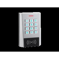 Bluetooth RFID autonómne klávesnica a čítačka XK3-BT-EM 125kHz, Android, iOS, odolné prevedenie, IP66, WG