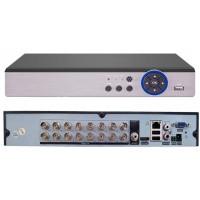 16CH DVR/XVR MHD-1601 5.0 MPx H.265+, IVA,  HDMI, P2P, AUDIO, ONVIF, CZ menu NOVINKA