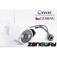 Vonkajšie IP kamera ZONEWAY NC628MW-P SLEVA!!