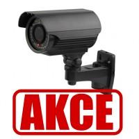 4MPx varifokálny POE  IP kamera MHK N701LP, IR 40m, 2,8-12mm, H265