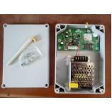 Vonkajšia GSM relé s boxom a napájaním, ovládacie základňa, IP65, Homelux HX-DO1